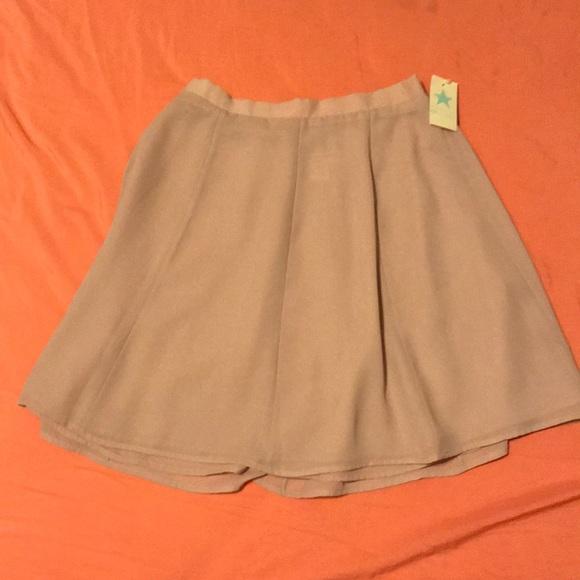Patricia Jones USA Dresses & Skirts - Patricia Jones USA Blush Colored Circle Skirt